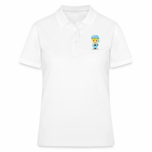 robot medico - Camiseta polo mujer