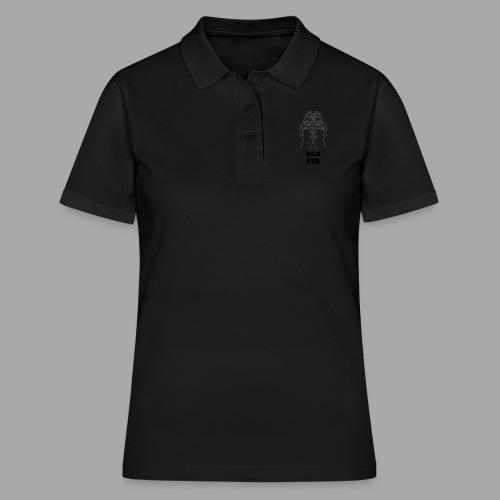 BLK FTR N°4 - Women's Polo Shirt