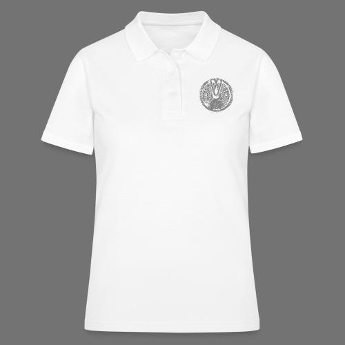 Maschinentelegraph (gray oldstyle) - Women's Polo Shirt