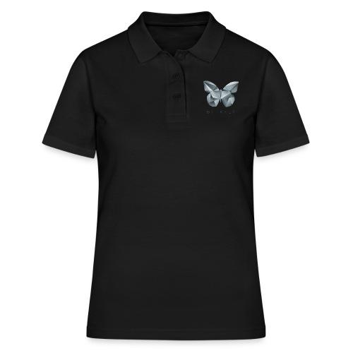 BTTRFLY - Schmetterling Polygon - Frauen Polo Shirt