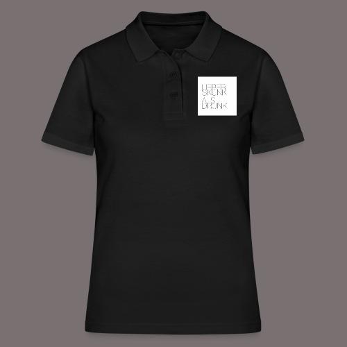 Lieber Skunk als Drunk - Frauen Polo Shirt