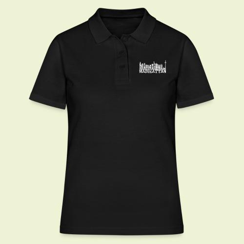Mainhattan FFM - Frauen Polo Shirt
