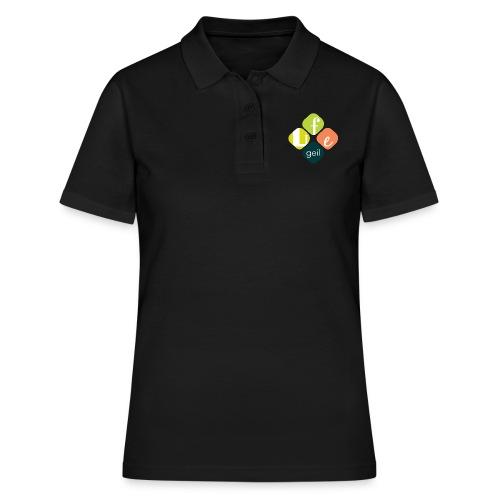 Lifegeil - Frauen Polo Shirt