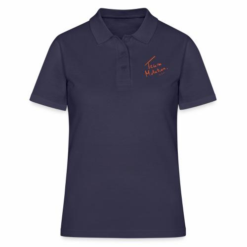 Team Mutation Scribe - Women's Polo Shirt