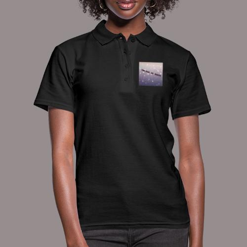 The duo of death logo - Vrouwen poloshirt