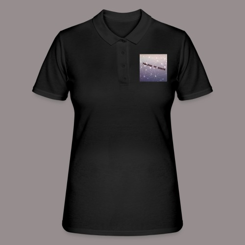 The duo of death logo - Women's Polo Shirt