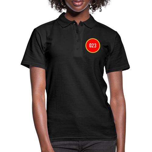 023 logo 2 - Women's Polo Shirt