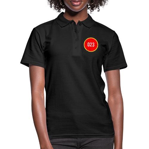 023 logo 2 washed regio Haarlem - Women's Polo Shirt