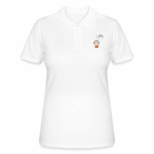 Le Vieux Bourré - Women's Polo Shirt