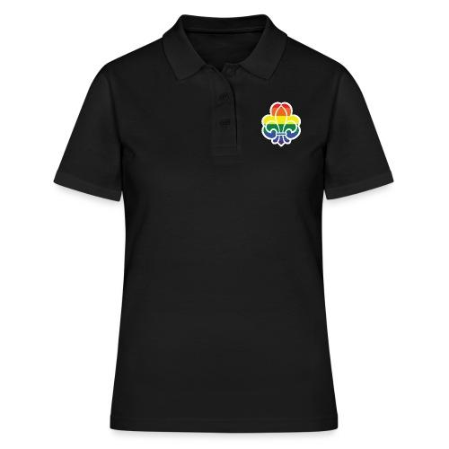 Regnbuespejder jakker og t-shirts mv - Poloshirt dame