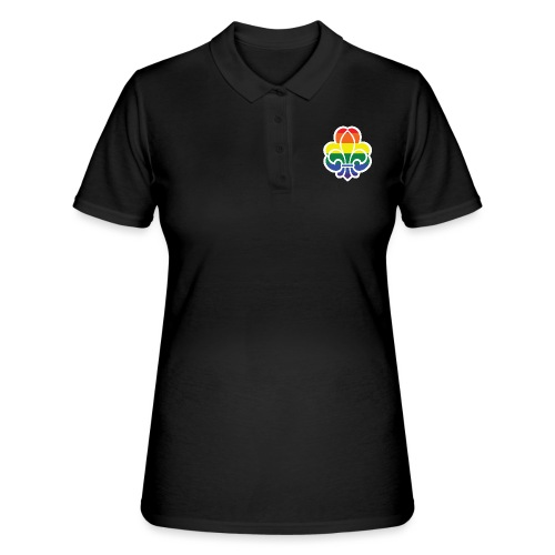 Regnbuespejder jakker og t-shirts mv - Women's Polo Shirt