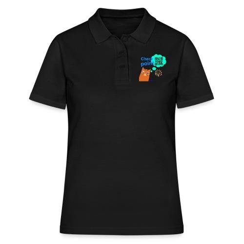 Duna Checkpoint - Poloskjorte for kvinner