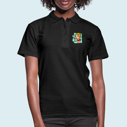 sci fi boy - Women's Polo Shirt
