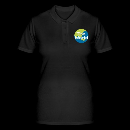 The World Earth - Women's Polo Shirt