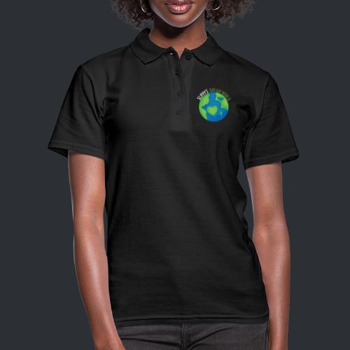 Slippy's Dream World Small - Women's Polo Shirt