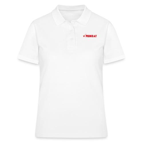 Monday at Work - Women's Polo Shirt