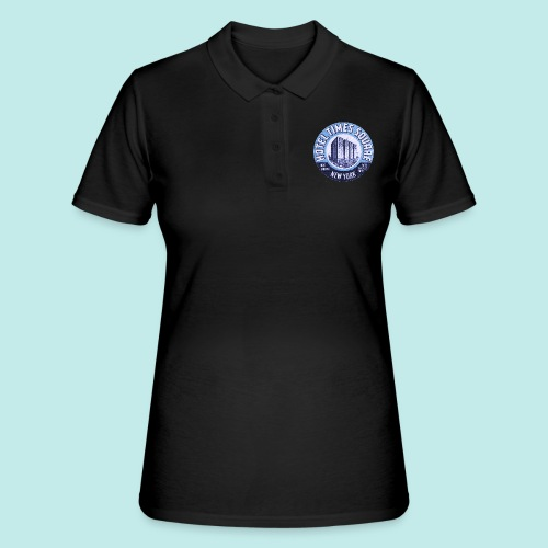 VINTAGE TIME SQUARE - Women's Polo Shirt