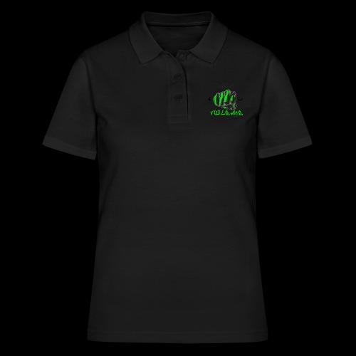non a la violence - Women's Polo Shirt