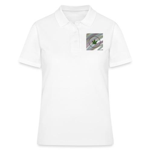 Hanfblatt - Frauen Polo Shirt