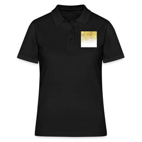 Golden sparklesgang - Women's Polo Shirt