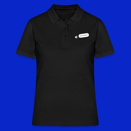 get rekt librel - Women's Polo Shirt