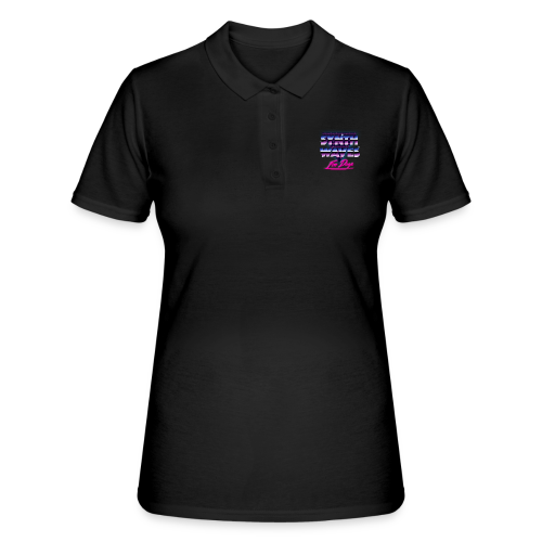 Synthwaves For Days - Women's Polo Shirt