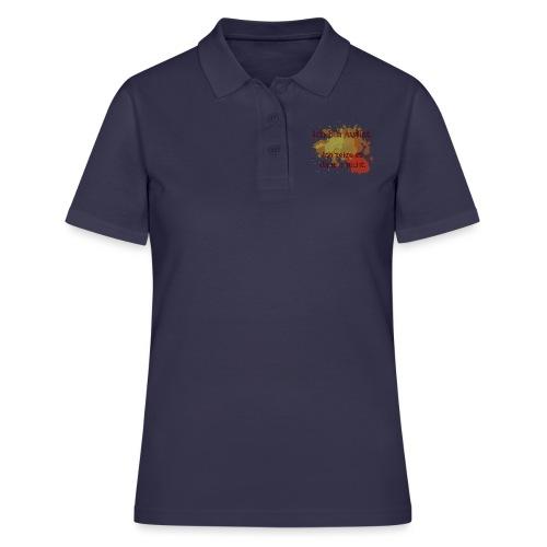 Ich bin Autist, zeige es aber nicht - Frauen Polo Shirt