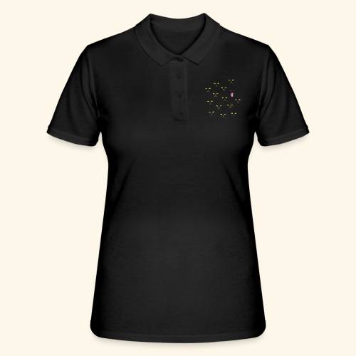 OJOS GATOS - Women's Polo Shirt