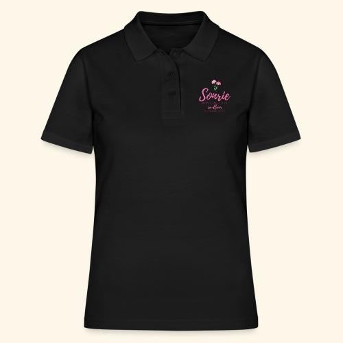 Sonríe - Women's Polo Shirt