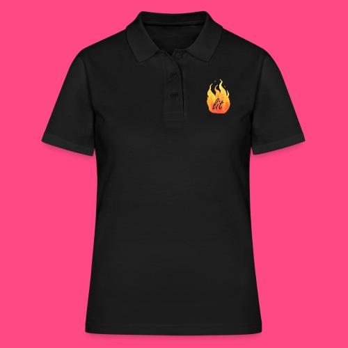 Lit - Frauen Polo Shirt