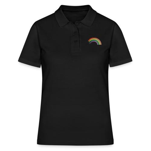 LED Rainbow - Frauen Polo Shirt