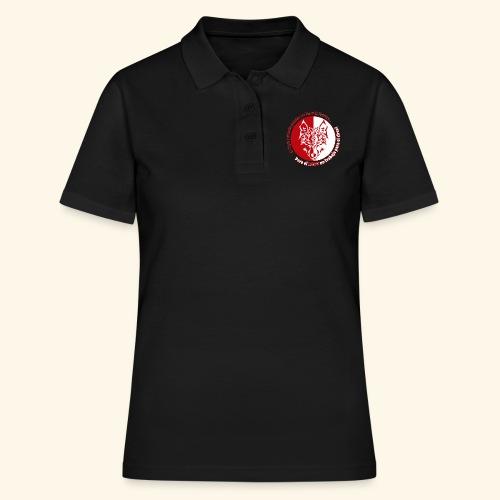 LOBO - Camiseta polo mujer