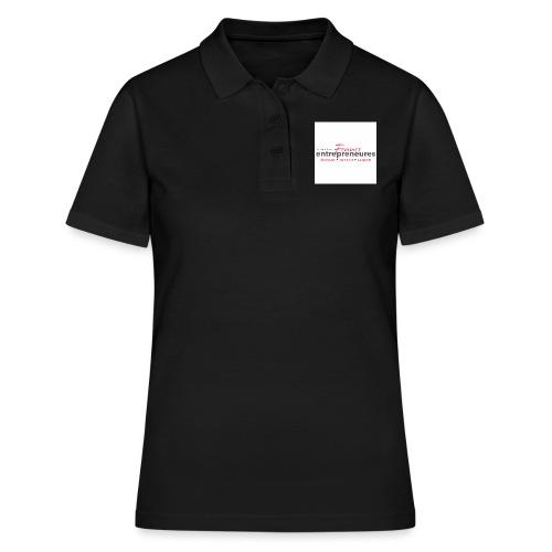 FEntrepreneures logo simple - Women's Polo Shirt