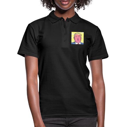 FuckTrumpButt - Women's Polo Shirt