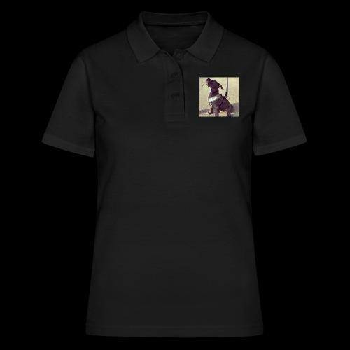 Caviar design presenting Pablo2 - Frauen Polo Shirt