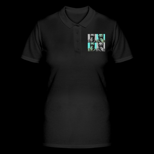 Caviar design presenting  The lady's - Frauen Polo Shirt