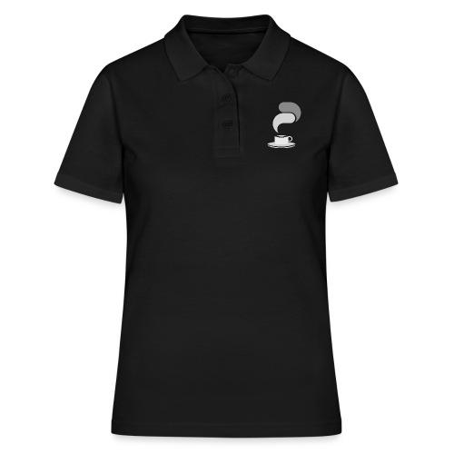 cafe.png - Women's Polo Shirt