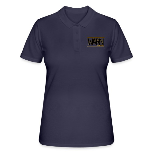 WARN - Women's Polo Shirt