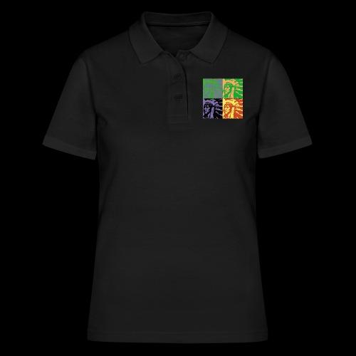 POP ART AMERINDIEN - Women's Polo Shirt