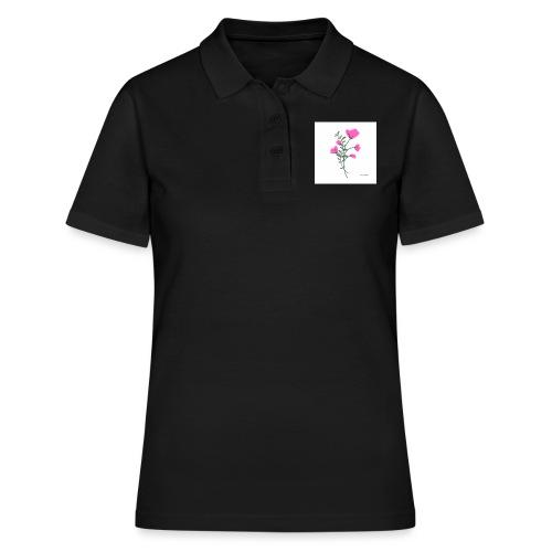 fleure violette - Women's Polo Shirt