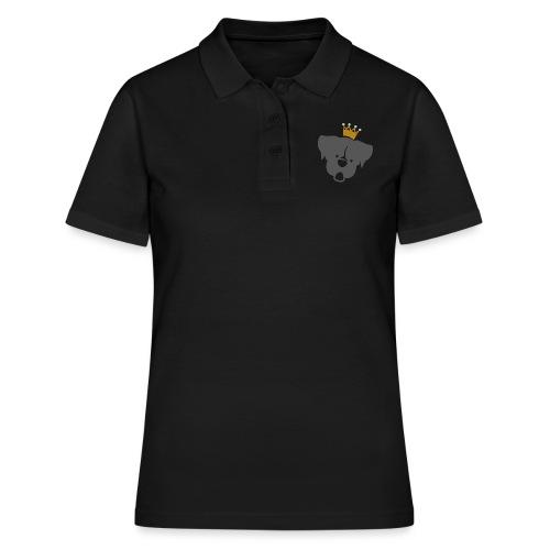 Prinz Poldi grau - Frauen Polo Shirt