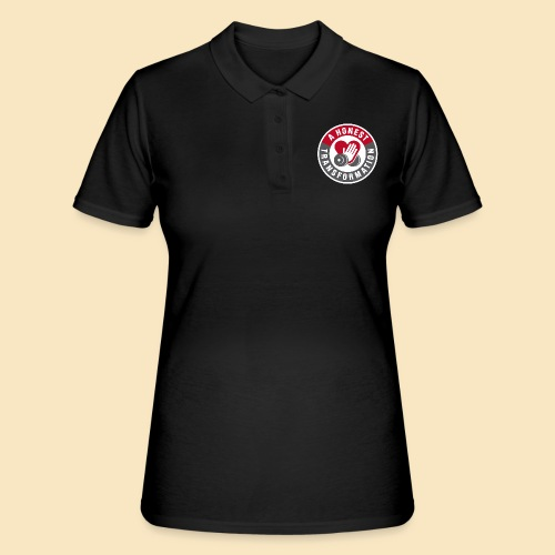 Honest Transformation Heart - Frauen Polo Shirt