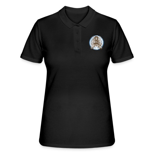 save the sea Krake - Frauen Polo Shirt