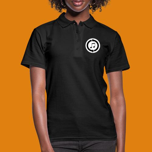 music, renew music, music, t-shirt music - Women's Polo Shirt
