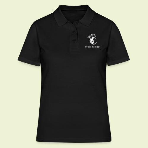 Bembel statt Bier - Frauen Polo Shirt