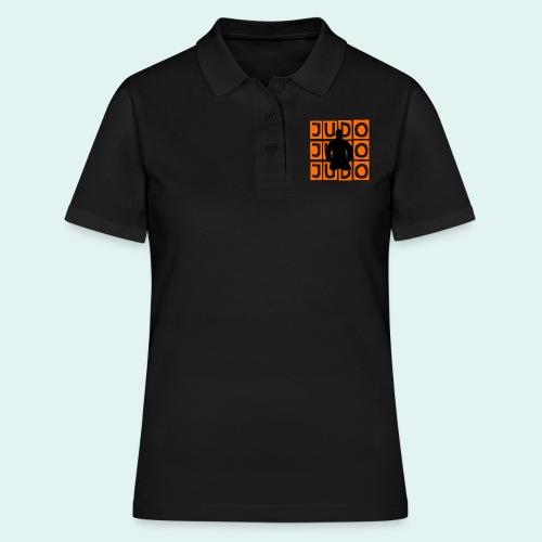 Motiv Judo Orange - Frauen Polo Shirt