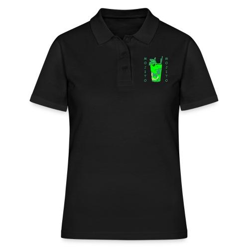 Mojito bicchiere colorato - Women's Polo Shirt