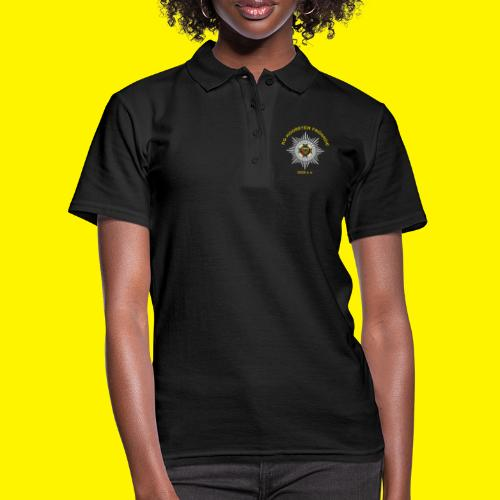 Gelbe Schrift - Frauen Polo Shirt