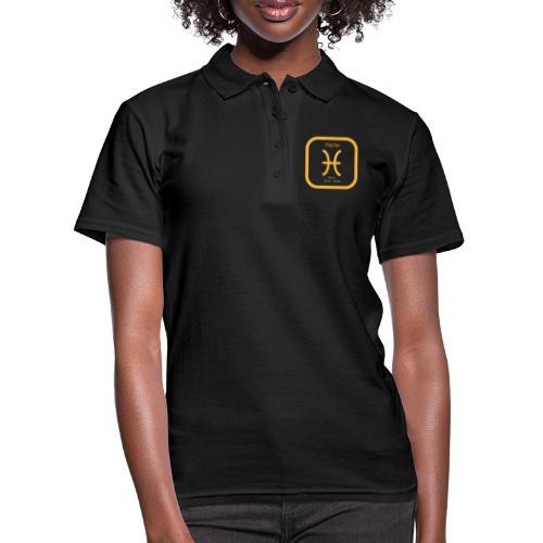 Horoskop Fische12 - Frauen Polo Shirt