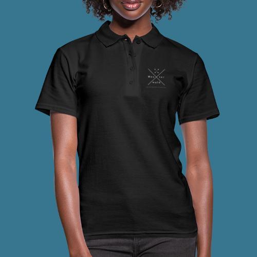 Schnieker Westerwald - Frauen Polo Shirt